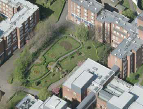 The Prison Gardens and Landscape Led Design