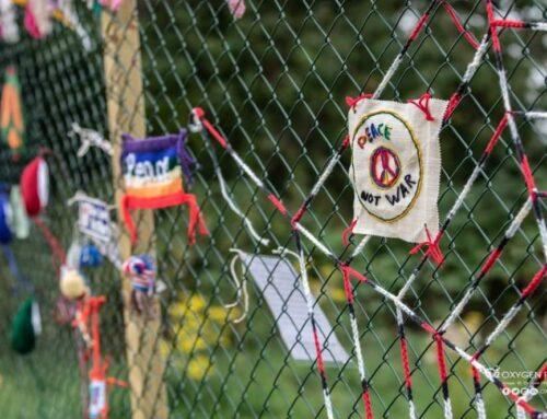 40th Anniversary of Greenham Common Peace Camp